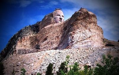 Sitting Bull Monuments South Dakota   Art   Sitting bull ...