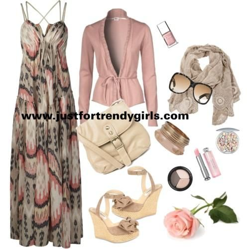 Casual Summer Hijab Clothing - Just For Trendy Girls