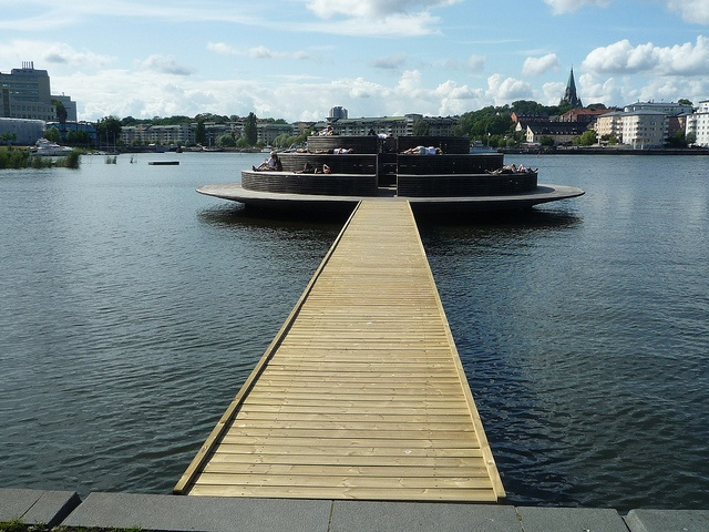waterfront stockholm