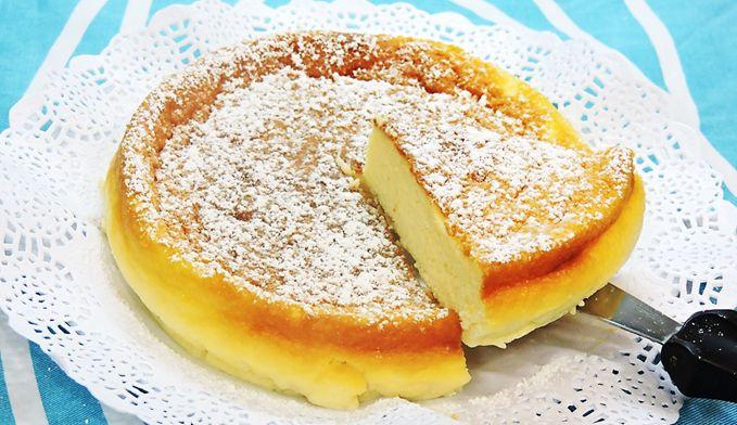 Cheesecake con solo 3 ingredientes