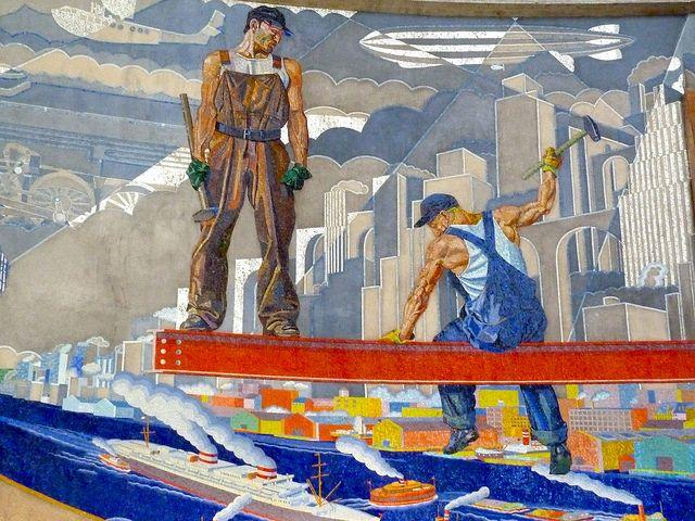 17 best images about art homo rotique on pinterest for Cincinnatus mural