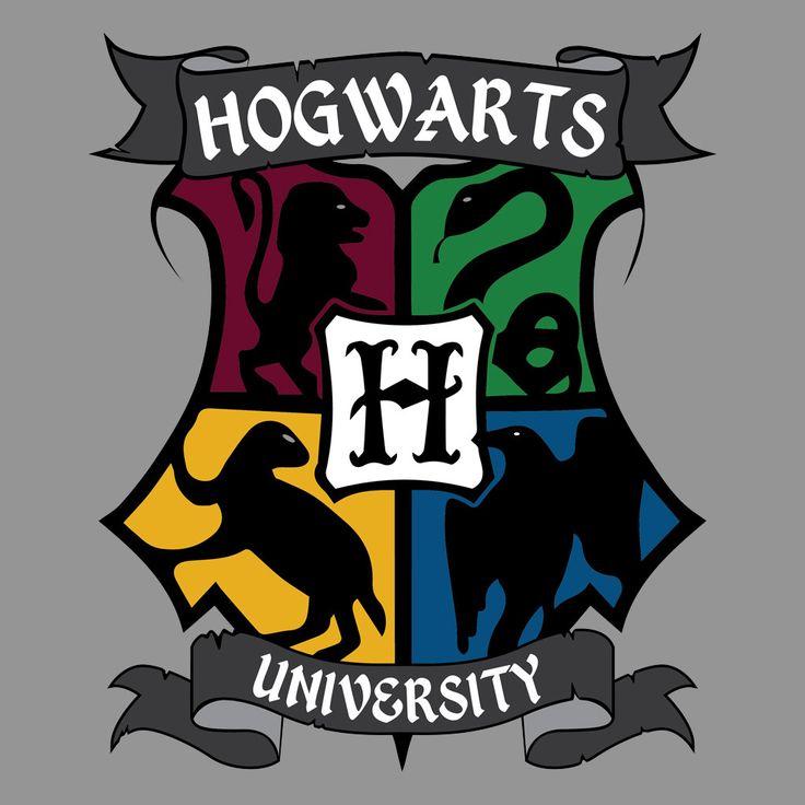 Hogwarts University - T-Shirt - WasabiTees