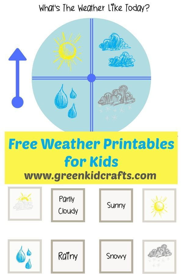 74 best images about Weather Projects for Kids on Pinterest ...