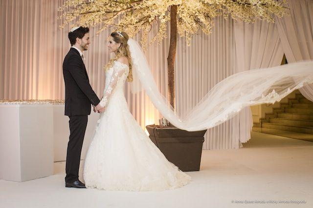 Casamento Judaico | Carol + Lugui | Vestida de Noiva | Blog de Casamento por Fernanda Floret | http://vestidadenoiva.com/casamento-judaico-carol-lugui/