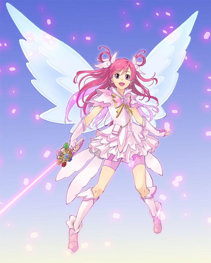 Yes! Pretty Cure 5 GoGo! - Nozomi Yumehara/ Shining Dream - My fav PreCure <3