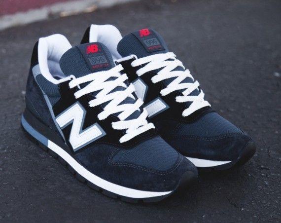 New Balance 996 – Navy – Steel Blue – White | Men's Footwear | Pinterest |  Steel and Navy