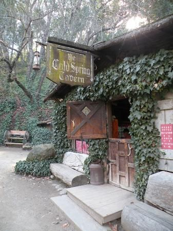 Cold Spring Tavern 5995 Stagecoach Road, Santa Barbara, CA 93105 a place lost in time Ranked #16 of 67 attractions in Santa Barbara