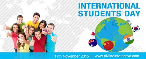 Hi #Students, #Pixline wishes you an International Students Day!!