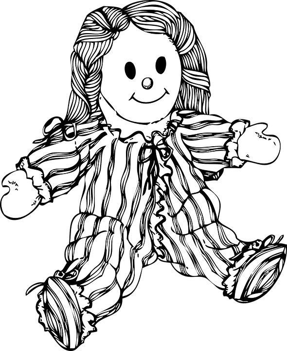 Doll Coloring Pages Best Coloring Pages For Kids In 2021 Coloring Pages Cool Coloring Pages Coloring Pages For Kids