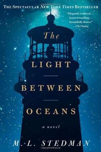 The Light Between Oceans: A Novel by M.L. Stedman  Plus de découvertes sur Déco Tendency.com #deco #design #blogdeco #blogueur