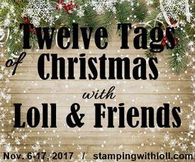 Twelve Tags of Christmas - Day Twelve