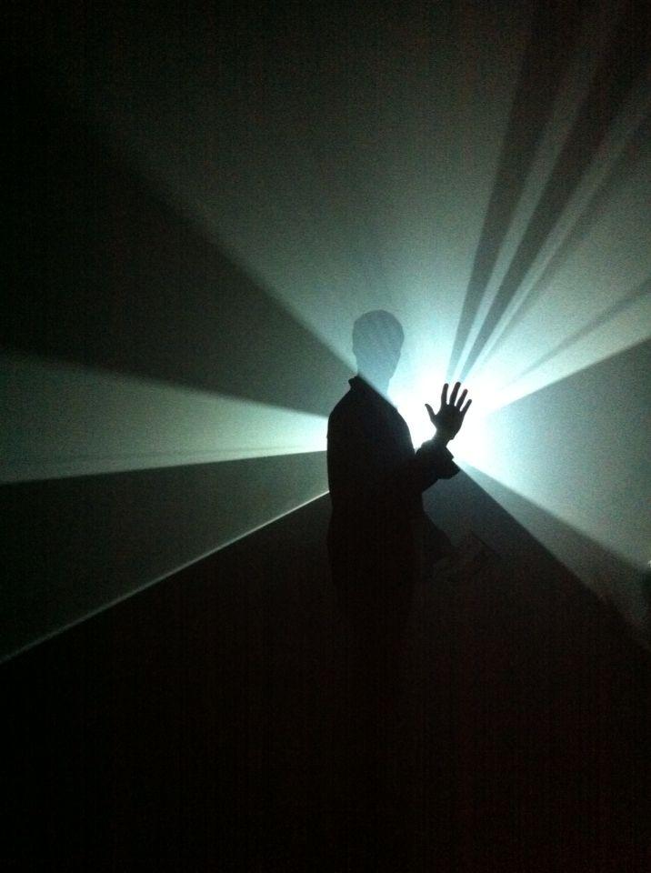 Auckland Art Gallery Light Show