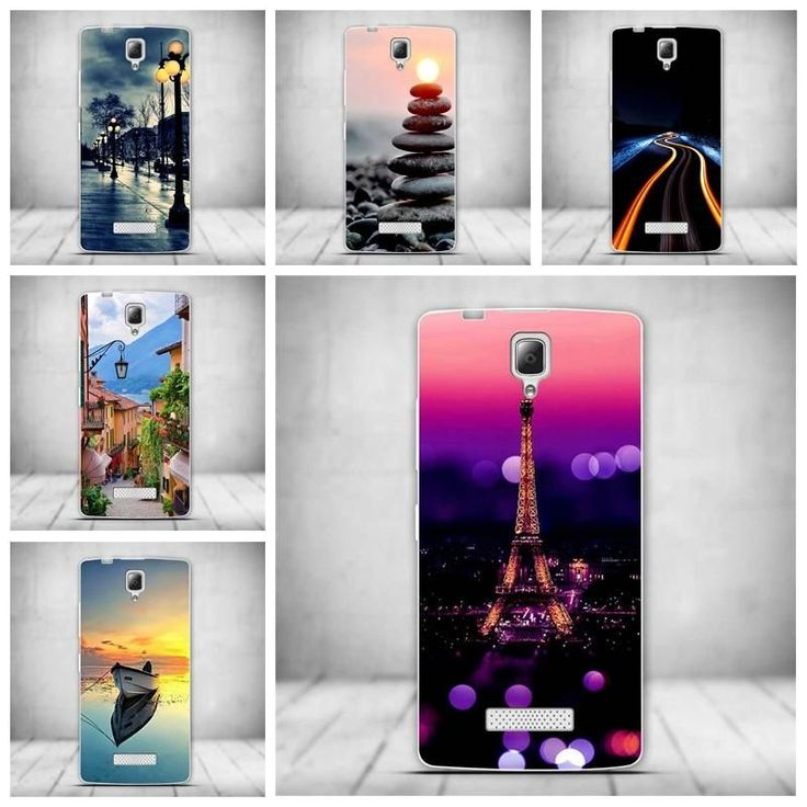 Luxury Back Cover Soft TPU Case For Lenovo Phone Cases