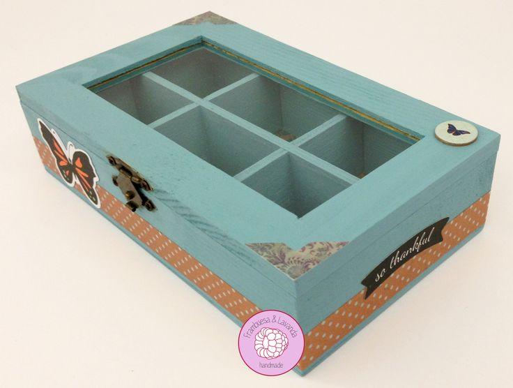 #Caja #Joyero #Scrap #Handmade