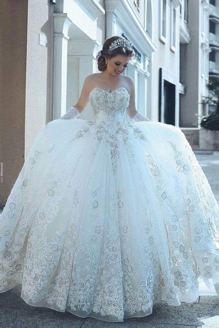 Mejores 891 imágenes de Wedding Day Bliss en Pinterest | Vestidos de ...