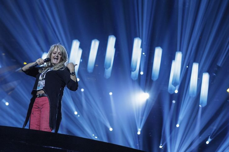 eurovision.tv rehearsal schedule