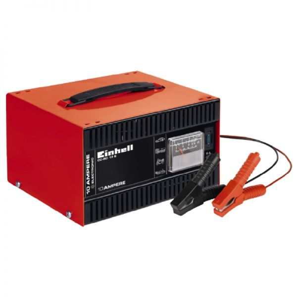 Φορτιστής Μπαταρίας Einhell CC-BC 10 E | electrictools.gr
