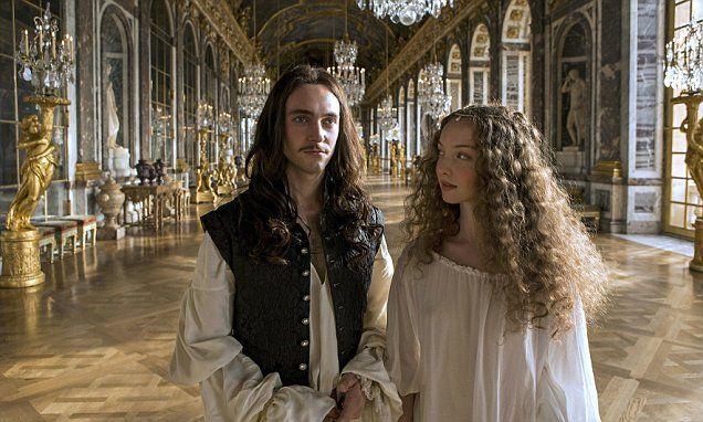 Racy BBC drama about Versailles portrays a very libidinous Sun King