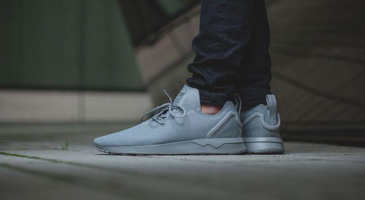 Grey ZX Flux adidas Belgium