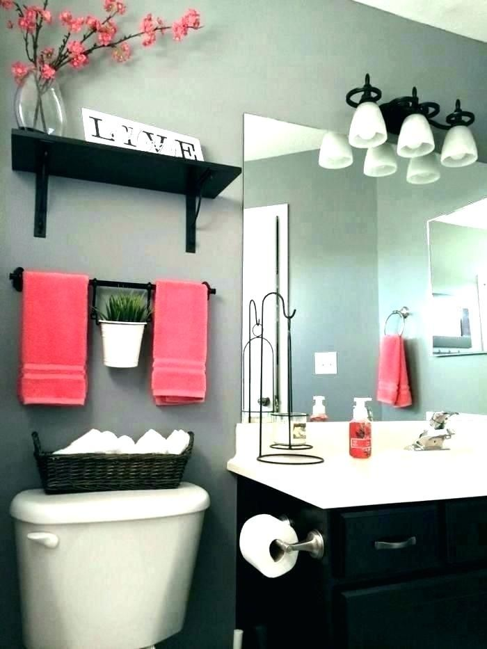 Luxury Coral And Turquoise Bathroom Accessories Photographs Good