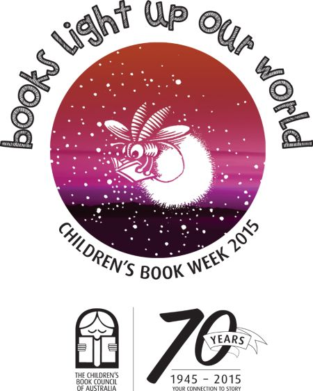 BOOKS LIGHT UP OUR WORLD- Simple 2015 Book Week Ideas for Homes and Classrooms