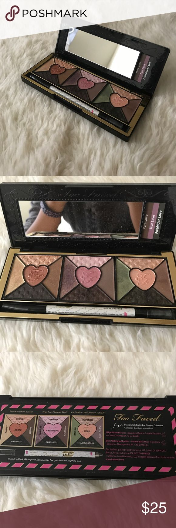 Best 25+ Too faced eyeshadow ideas on Pinterest | Too faced ...