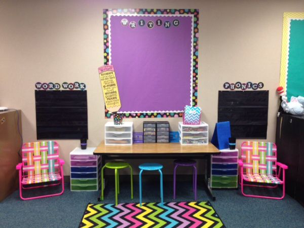 Classroom Design Techniques ~ Best preschool set up organization decorating