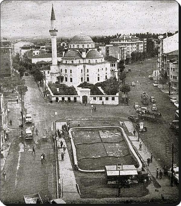 Şişli meydanı 1960 lar