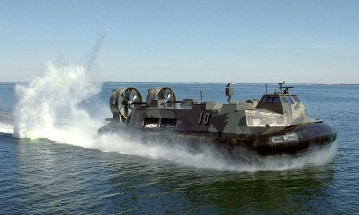 Finland: Tuuli class hovercraft (Scrapped)