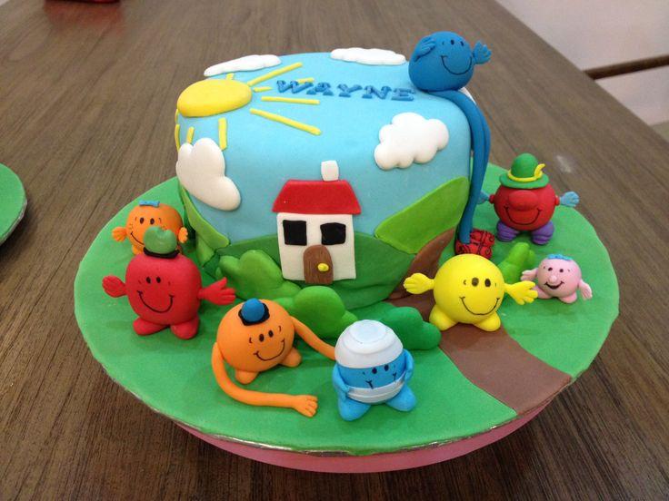 Best Little Miss Images On Pinterest - Little miss birthday cake