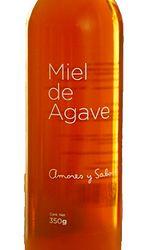 Miel de Agave orgánica (Amores y Sabores)