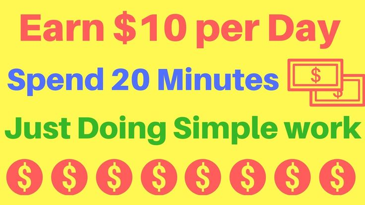 how to make money fast work from home