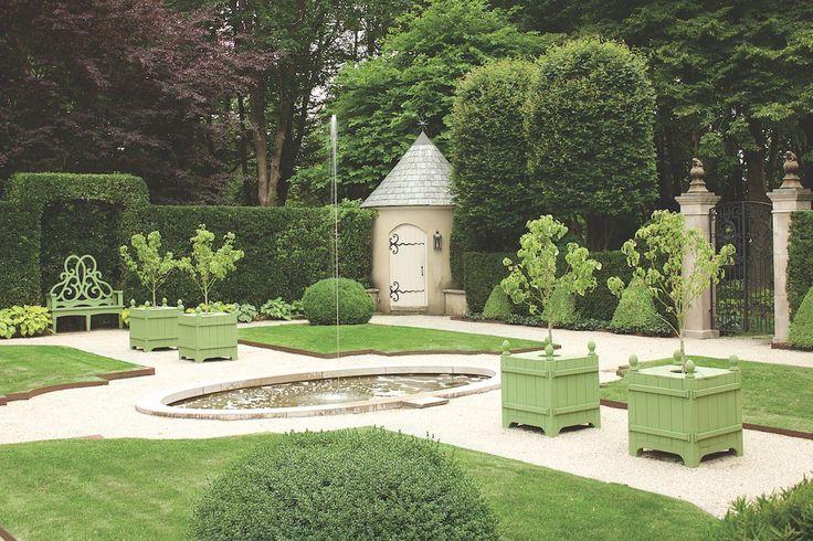 Flower Magazine: A Newport Garden for Strolling - Private Newport