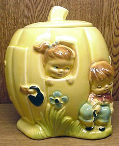 Cookie Jar Bg 6057 Best Cookie Jars Images On Pinterest  Antique Cookie Jars