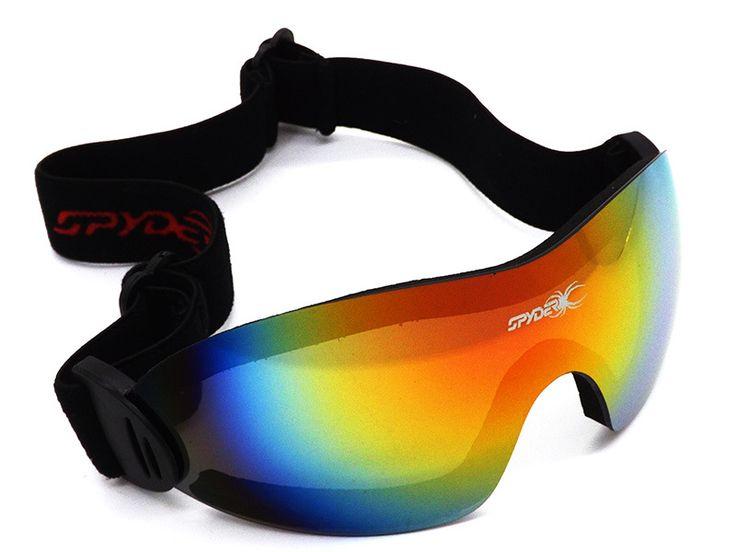 Gafas de esquí de Nieve Esquí Ciclismo Gafas A Prueba de Polvo Anti-Vaho gafas de Sol Protección UV400 Lente A Estrenar Deportes Al Aire Libre A Prueba de Viento