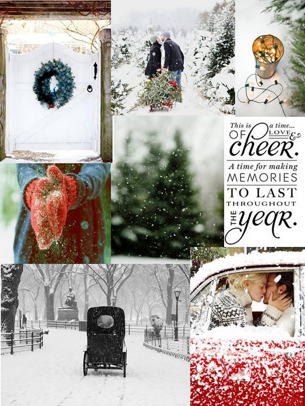From rivernorthLove {Let It Snow}Christmas