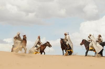 inhabitants of Gobi Desert