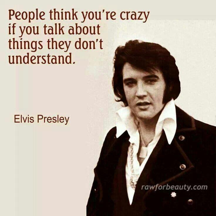 Elvis Quotes About God Quotesgram