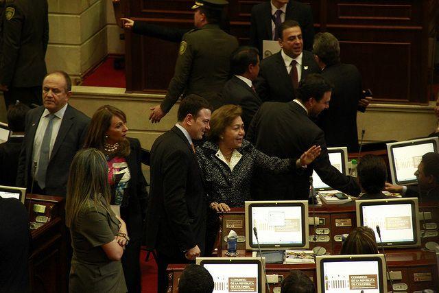 Senador Andres Garcia Zuccardi | Flickr: Intercambio de fotos  El Senador Andres Garcia Zuccardi y la Senadora de Cambio Radical, Daira Galvis