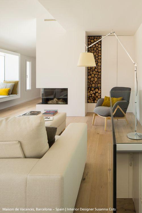 Beautiful inspiration for a pleasant interiors! With our #Tolomeo Mega Terra ►http://bit.ly/TolomeoMegaTerra #design Michele De Lucchi & Giancarlo Fassina