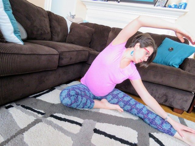 6 Pregnancy Stretches for Lower Back Pain - My Simple Mom Blog