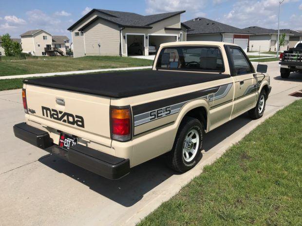 1900 Mile 1986 Mazda B2000 Pickup Mazda Classic Cars Online Pickups For Sale