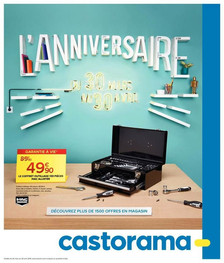 Fresh Catalogue et promotions de Castorama