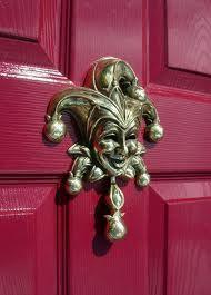 jester door knocker  #jesterarchetype #archetypalbranding #archetypes