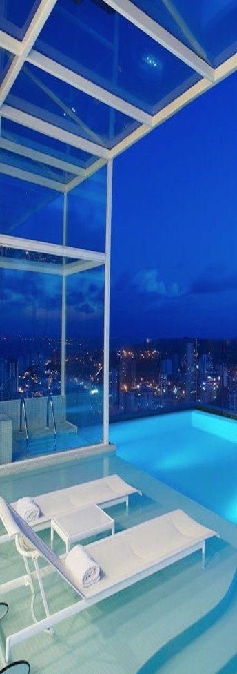 Best 25+ Rooftop pool ideas on Pinterest | Greece design, Greece ...