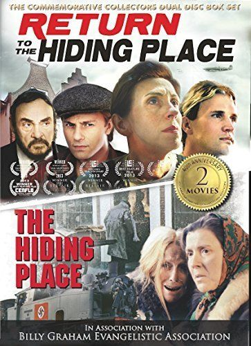 Double Pack The Hiding Place Return To