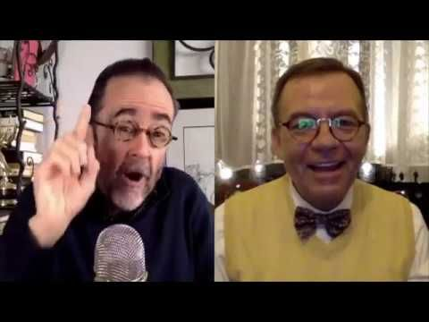 Lionel Interviews the Nonpareil and Sui Generis Peter Lavelle, Host of R...