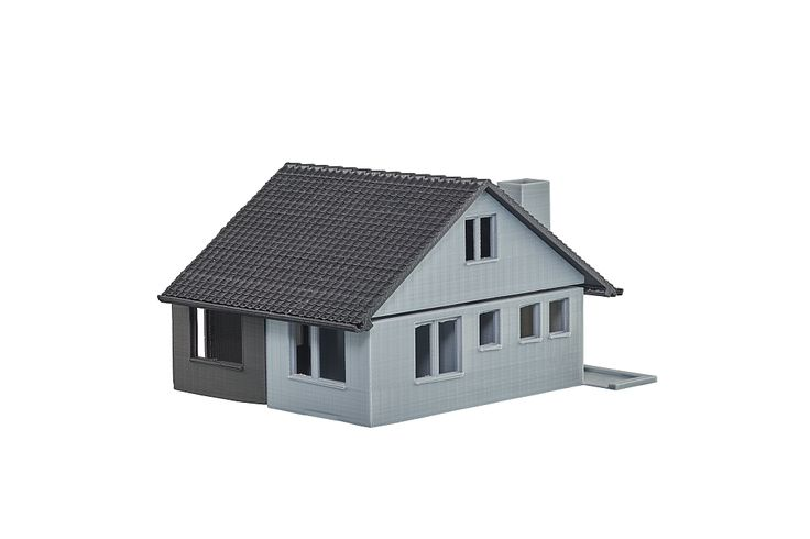 House printed with 3DKreator