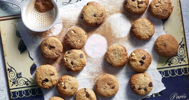 mymommy.gr | Νέα για Μαμάδες : Απολαυστικά Σπιτικά Υγιεινά Μπισκότα με Ταχίνι και...