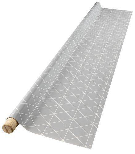 Viaszosvászon ANDEMAT 140cm v.szürke